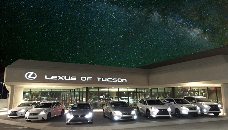 Lexus Of Tucson >> About Lexus Of Tucson At The Automall New Used Car Dealer In